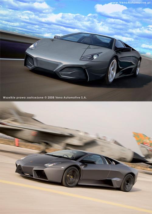 Veno czy Lamborghini