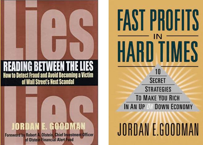 Książki Jordana Goodmana