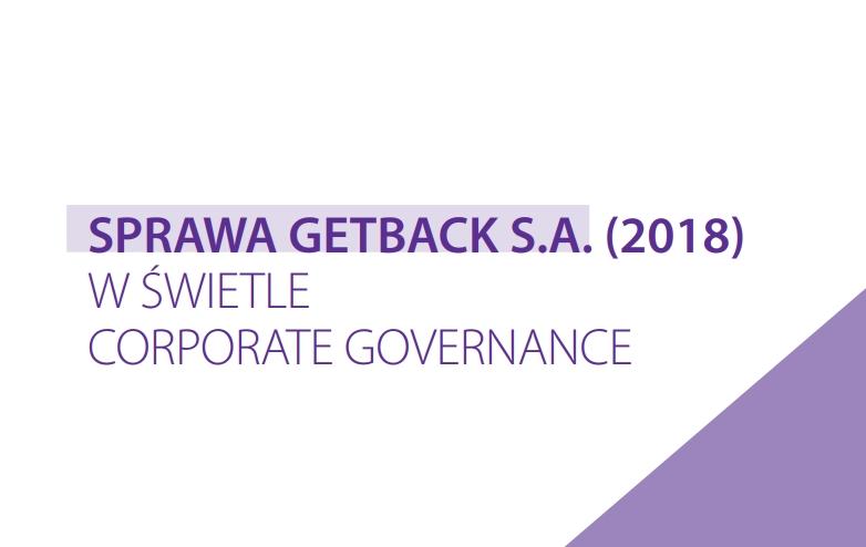 Andrzej Nartowski raport GetBack